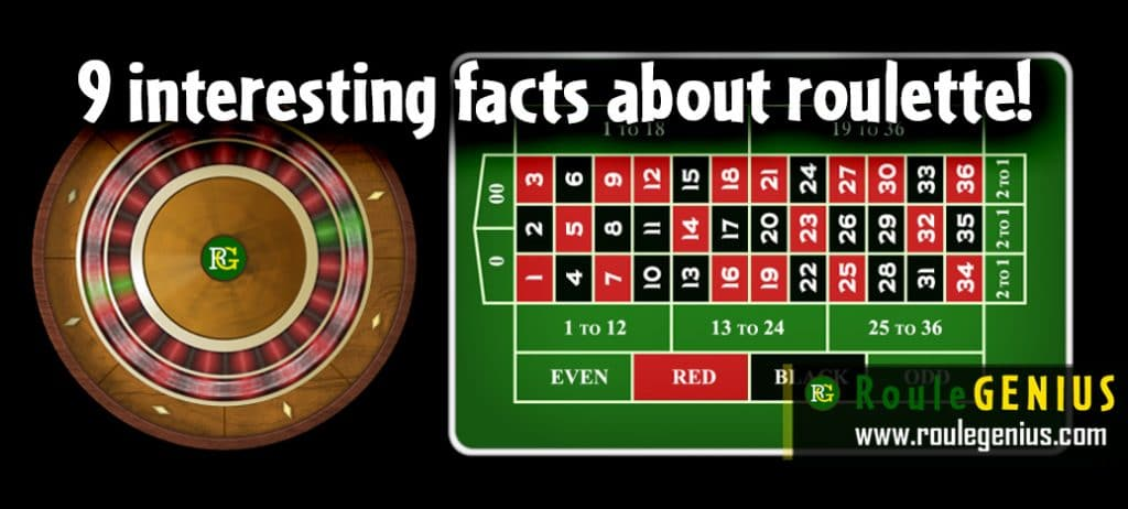 9 interesting facts about roulette 1024x462 - Interesting Facts about roulette
