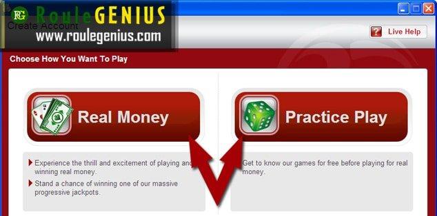 bet practise vs real money - Fun Money or Real Money?