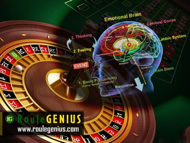 brain emotional roulette - The important thing of success at roulette