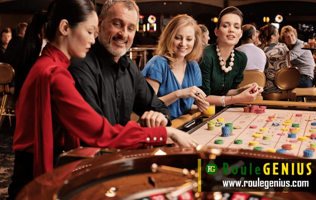 control yourself roulegenius 1024x648 - Control yourself or avoid playing at roulette