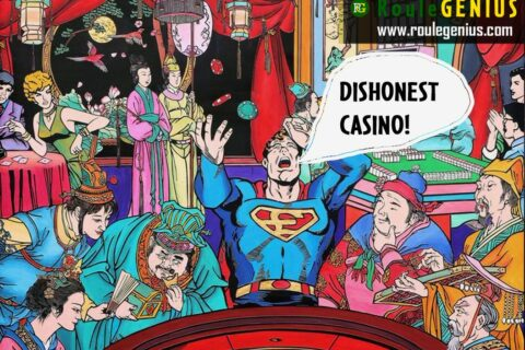 dishonest casino by roulegenius