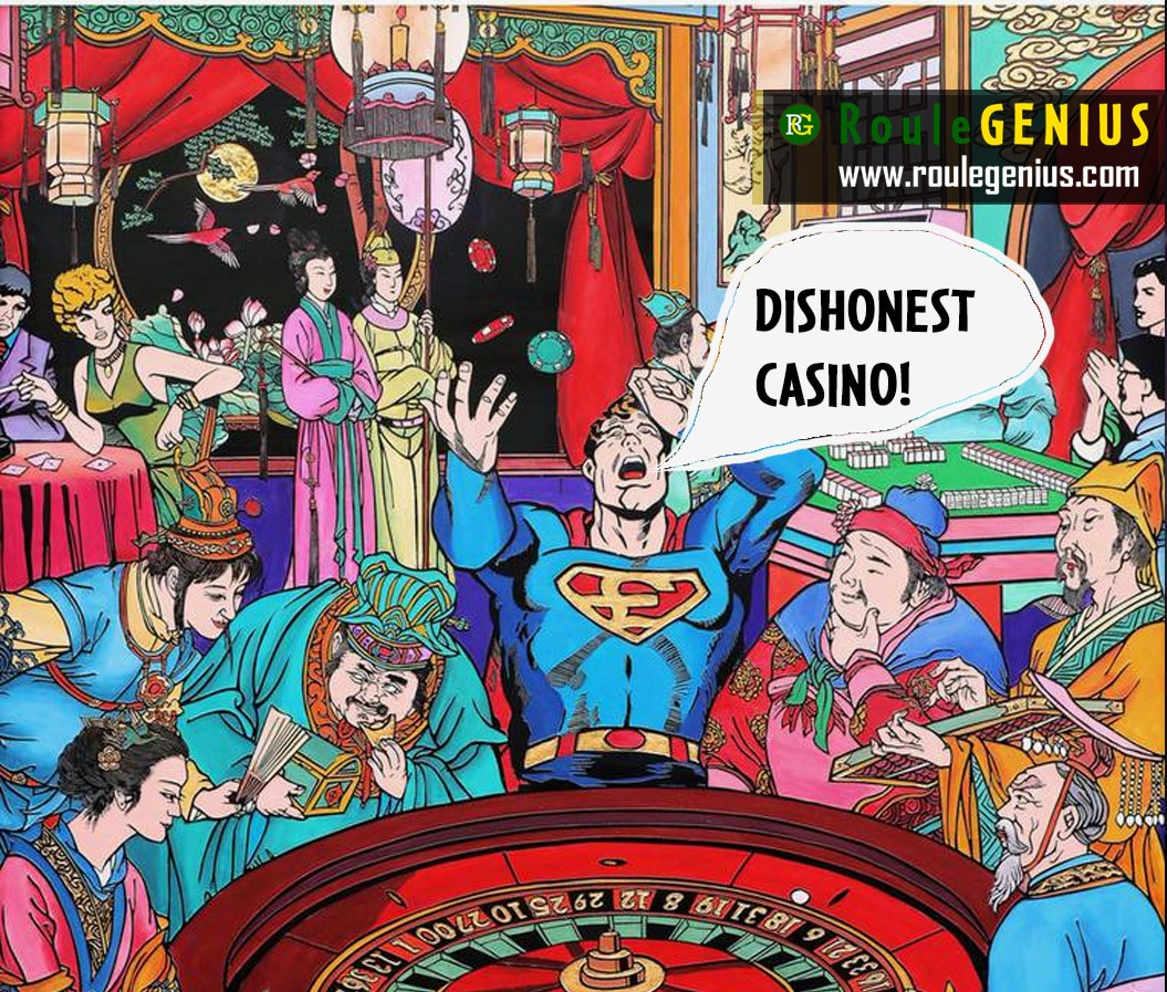 dishonest casino by roulegenius - Keep away from Dishonest Casinos