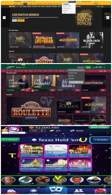 multiple accounts roulette