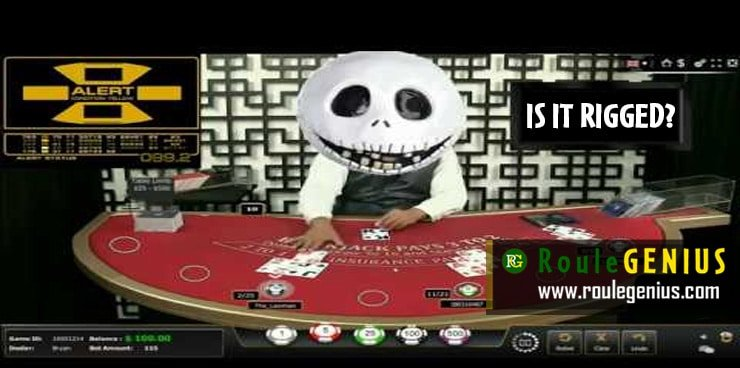rigged roulette by roulegenius - Are Roulette rigged?