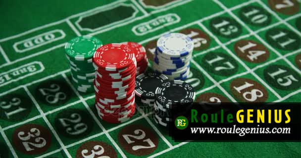 stock video casino chips on roulette on - Why not all Roulette Methods Work?