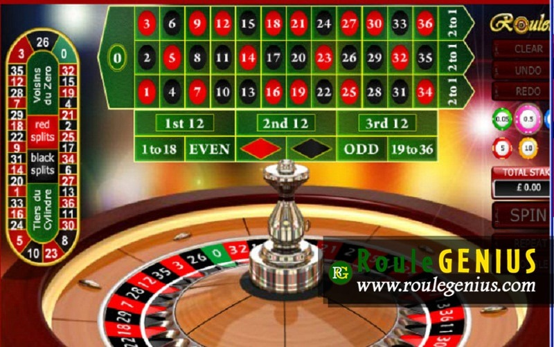 the best roulette software predictor