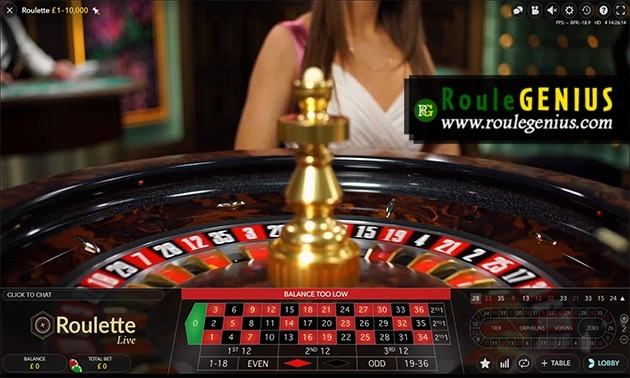 the grand casino live roulette - Fictions about roulette (part 1)