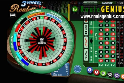 type of bet statistics results roulette