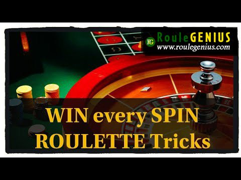 win every spin roulette tricks - Useful suggestions for roulette players