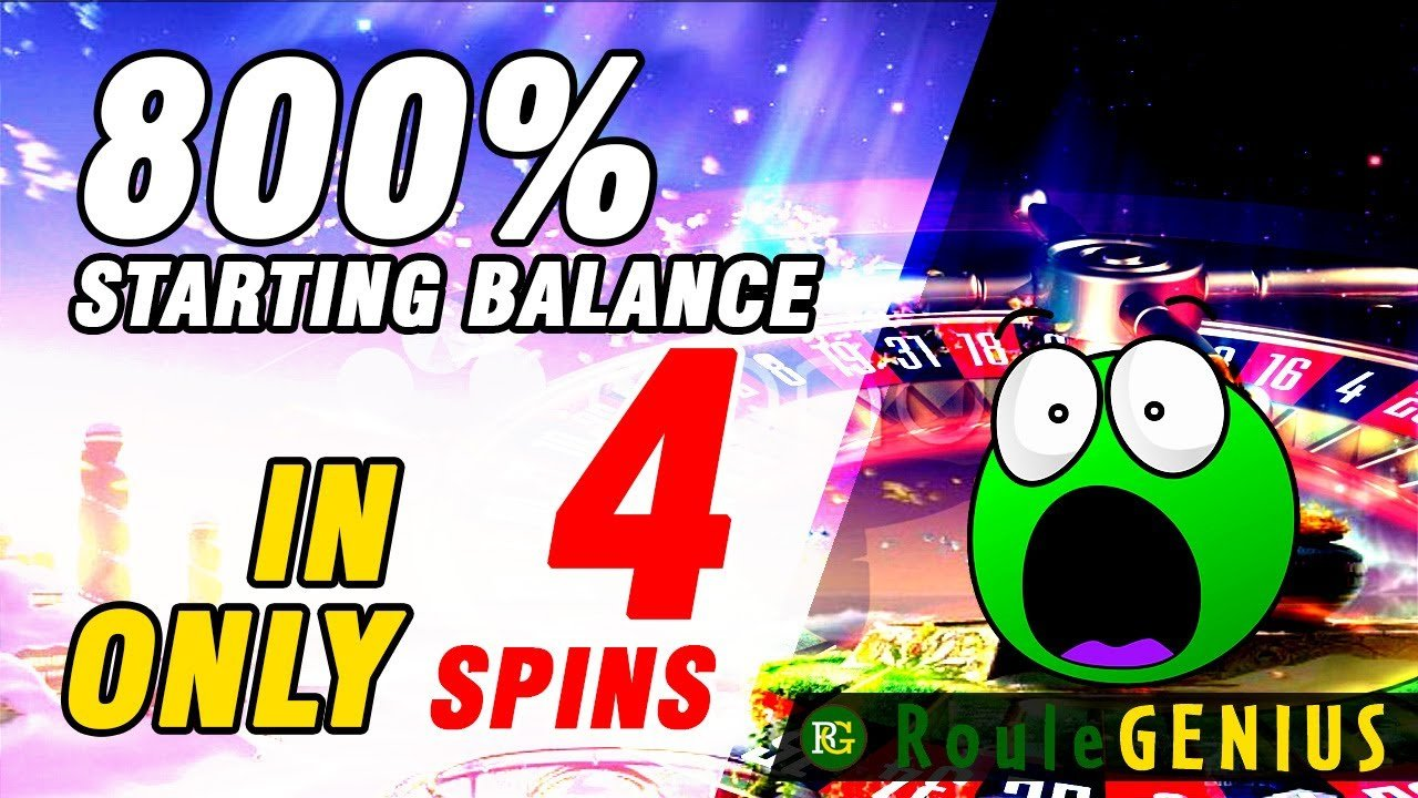 01 720x480 - 800% Starting Balance at Roulette