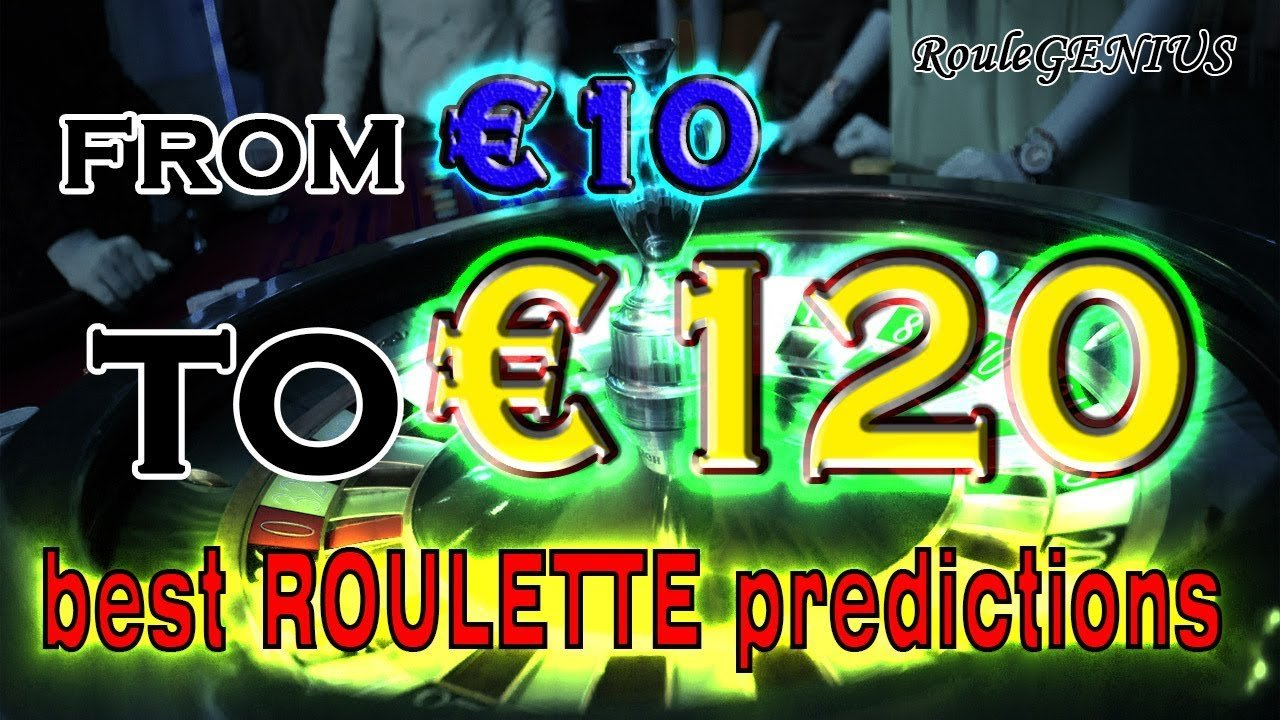 04 - From €10 to €120 WIN at Roulette