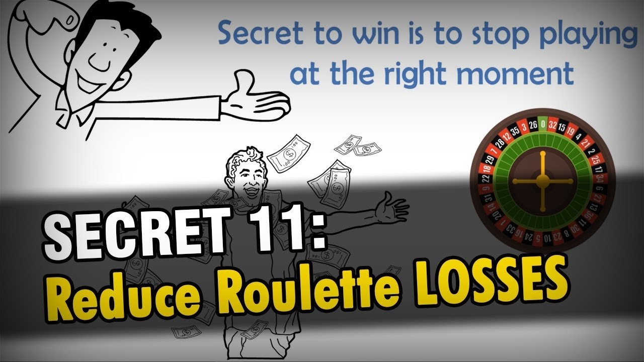 time to play at roulette reduce losses
