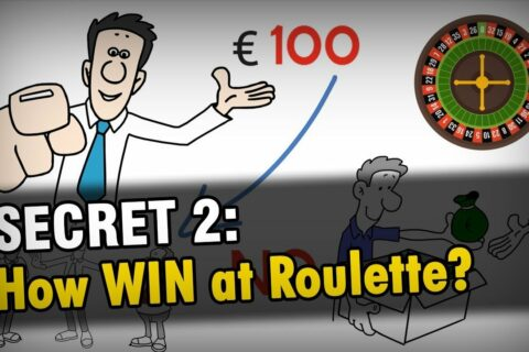 how to win at roulette secret revealed