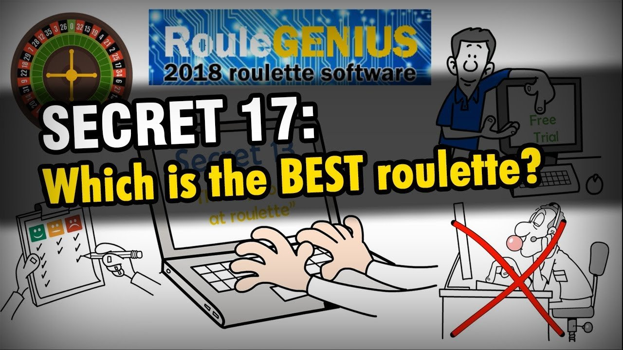 secret 17 - Secret 17: Which is the Best Roulette?
