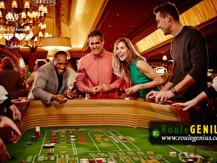 play at live roulette