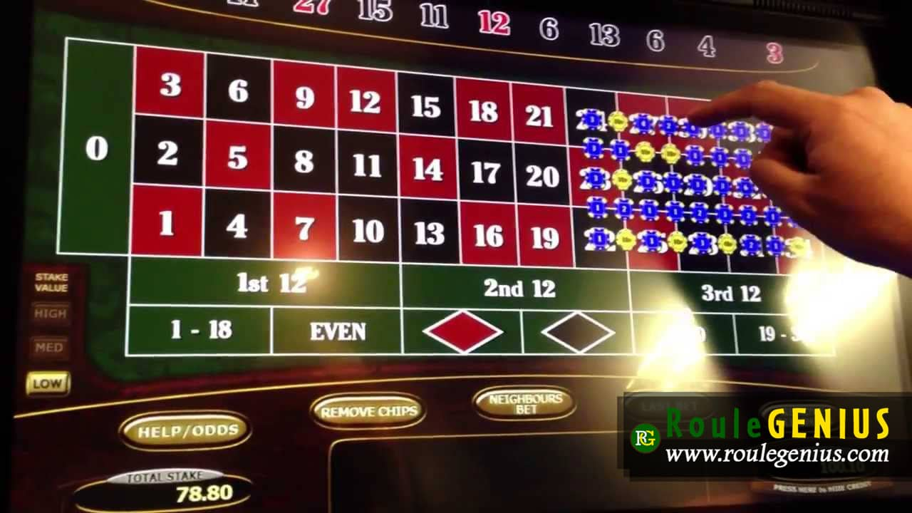 roulette touch 1024x576 - I've got a license, what's next?