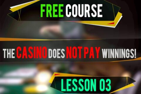 the casino does not pay roulette winnings